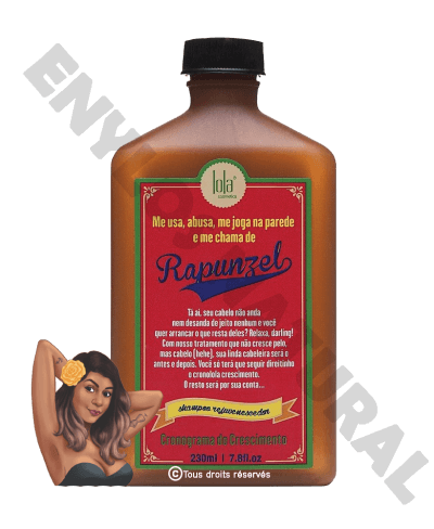 shampoing enylosnatural