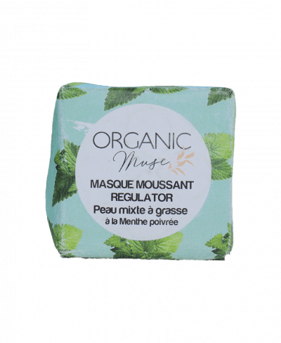 Masque moussant REGULATOR Organicmuse_Enylos